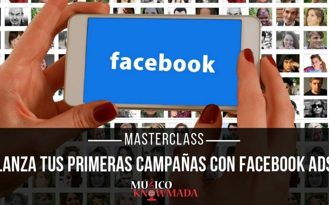 Masterclass Introducción a la Publicidad en Facebook