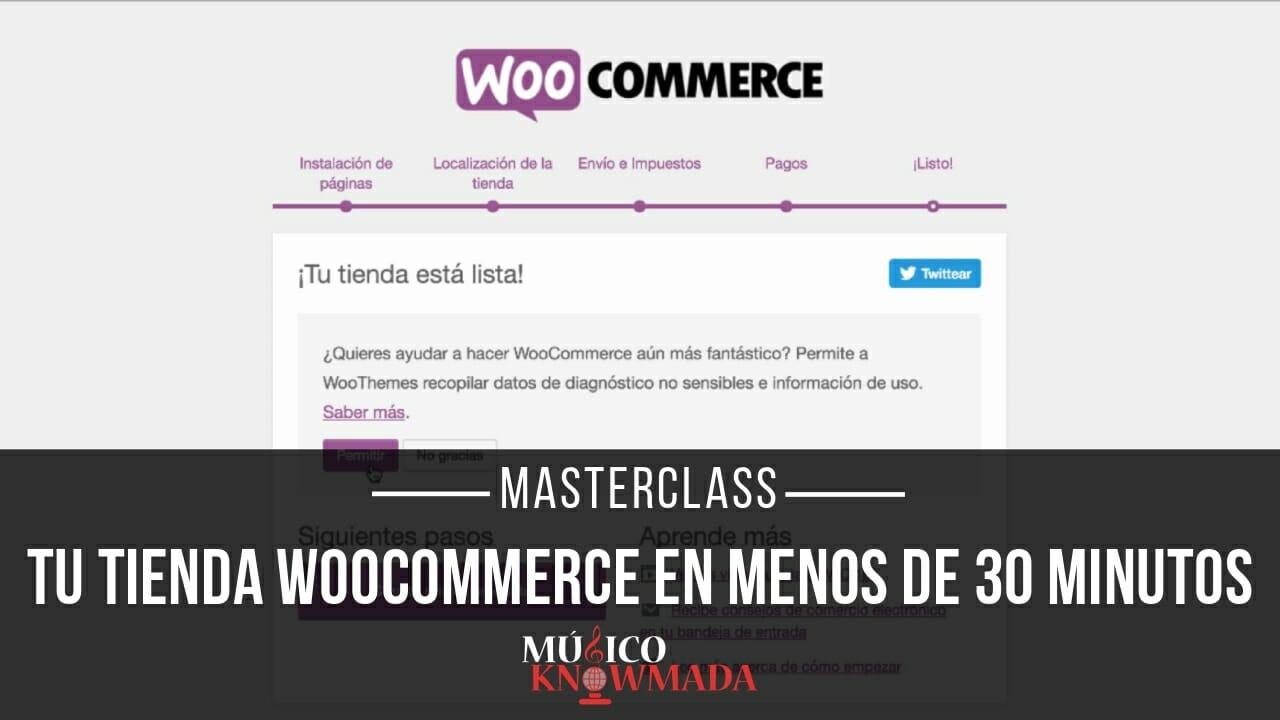 Masterclass WooCommerce